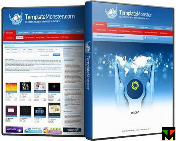 Templatemonster collection series 28000 — сборник